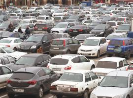 уроки парковки в городе